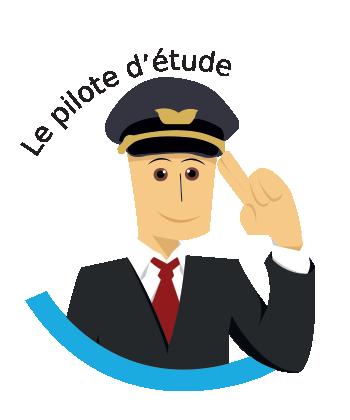 Le pilote d'étude